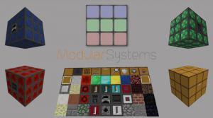 Minecraft — Modular Systems