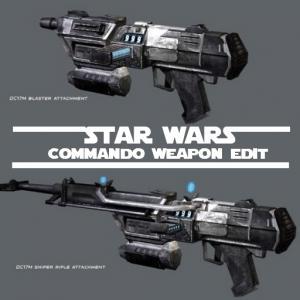Garrys mod 13 — Оружие из Звездных Войн