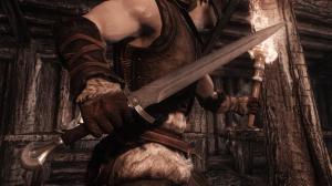 Skyrim — 4к реплейсер Имперского меча