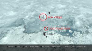 Skyrim — Лингви — Деревня Нордов