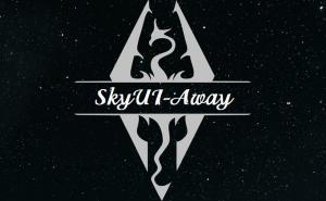 Модификация Skyrim — SkyUI away