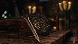 Модификация Skyrim — Геройское вооружение Братьев Бури