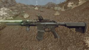 Модификация Fallout New Vegas — Штурмовая винтовка Noveske