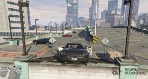 Пассажир 1.0 для GTA 5