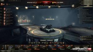 Технологичный ангар для World of Tanks 1.7.1.0