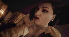 Дублёром леди Димитреску на съёмках заставок Resident Evil Village был хмурый шест