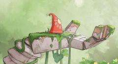Геймплей Hoa — уютного платформера в духе мультфильмов Хаяо Миядзаки