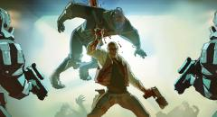 Концепт-арты Revolver — отменённого сиквела Jade Empire, где существа из иных миров пытаются сойти за людей