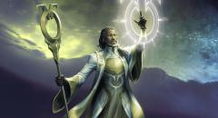 «Лучезарностью подобный самому солнцу» — авторы Magic: Legends представили класс поддержки Святитель