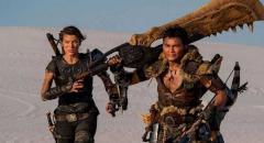 Милла Йовович с парными клинками — новый кадр из фильма по Monster Hunter