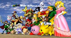 Nintendo запретила турнир по Super Smash Bros., потому что там использовали мод для хорошего неткода