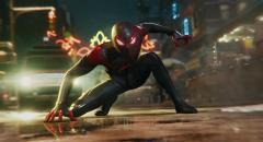 Первый геймплей Spider-Man: Miles Morales