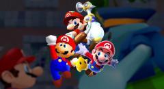 Похоже, игры из сборника Super Mario 3D All-Stars работают через эмулятор