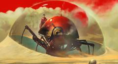 Создатели «Ведьмака 3» и Cyberpunk 2077 готовят The Invincible — триллер по мотивам книги Станислава Лема
