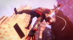 Стелс и не стелс в геймплейном ролике Spider-Man: Miles Morales