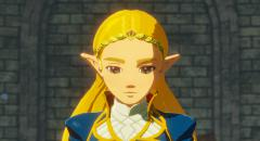 Трейлер и геймплей Hyrule Warriors: Age of Calamity — спин-оффа The Legend of Zelda