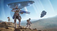 Запуск Elite Dangerous: Odyssey задержится из-за коронавируса