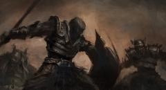 Запуск мрачной тактики King Arthur: Knight's Tale отложили до 26 января
