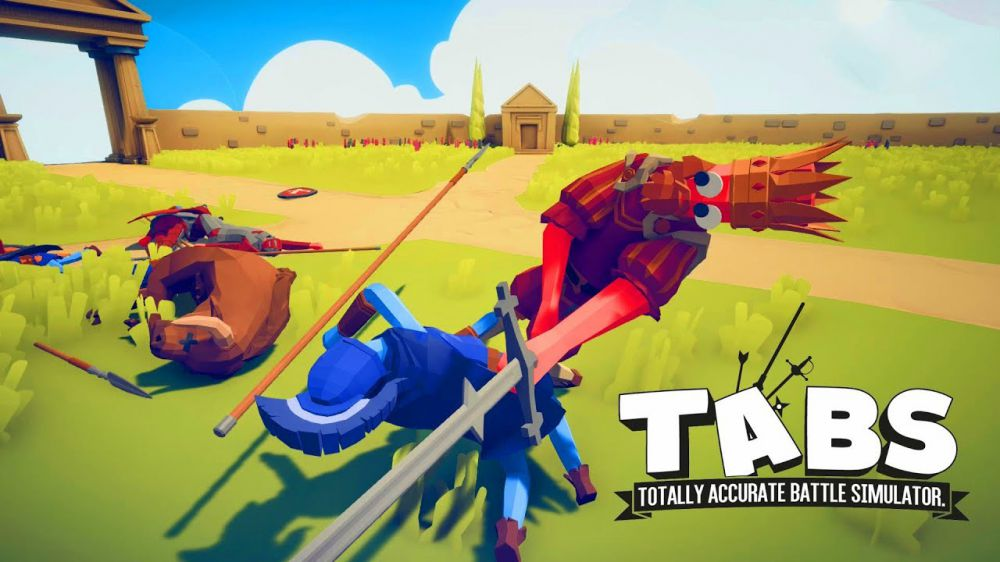Epic Games Store раздаёт Totally Accurate Battle Simulator