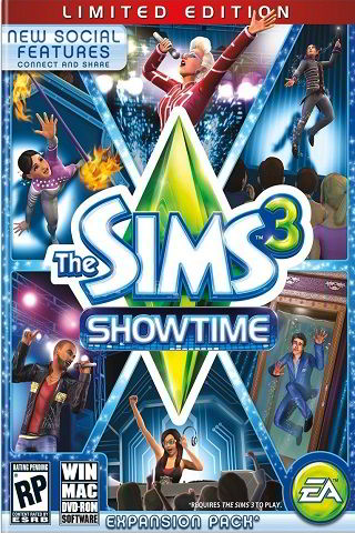The Sims 3 Showtime торрент