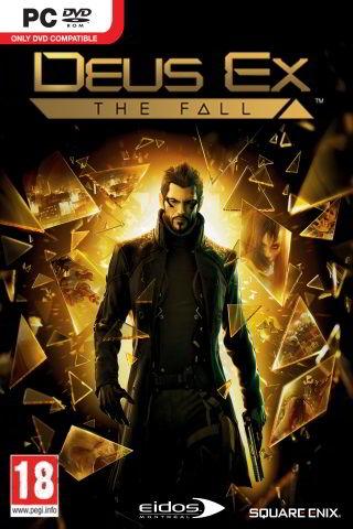 Deus Ex: The Fall торрент