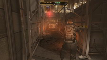 Скриншот к игре Deus Ex: The Fall