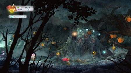 Скриншот к игре Child of Light