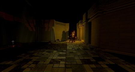Скриншот к игре Depths of Fear: Knossos