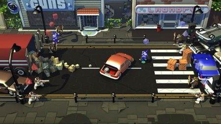 Скриншот к игре Gunswords