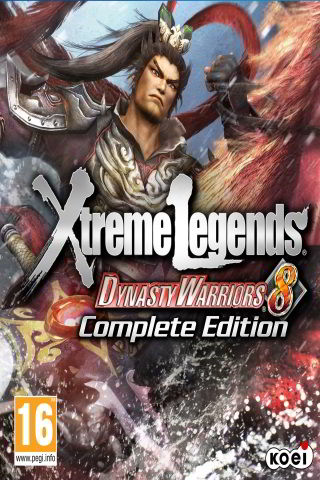 Dynasty Warriors 8 Xtreme Legends Complete Edition торрент