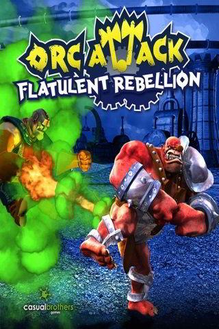 Orc Attack: Flatulent Rebellion торрент