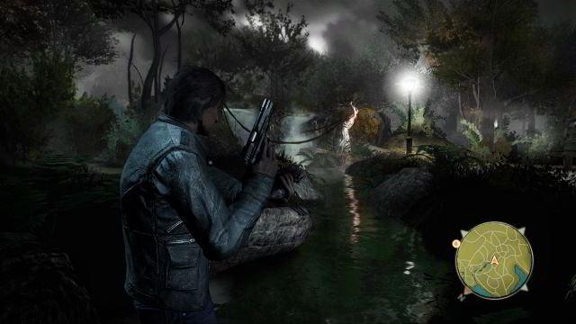 Скриншот к игре Alone in the Dark: Illumination