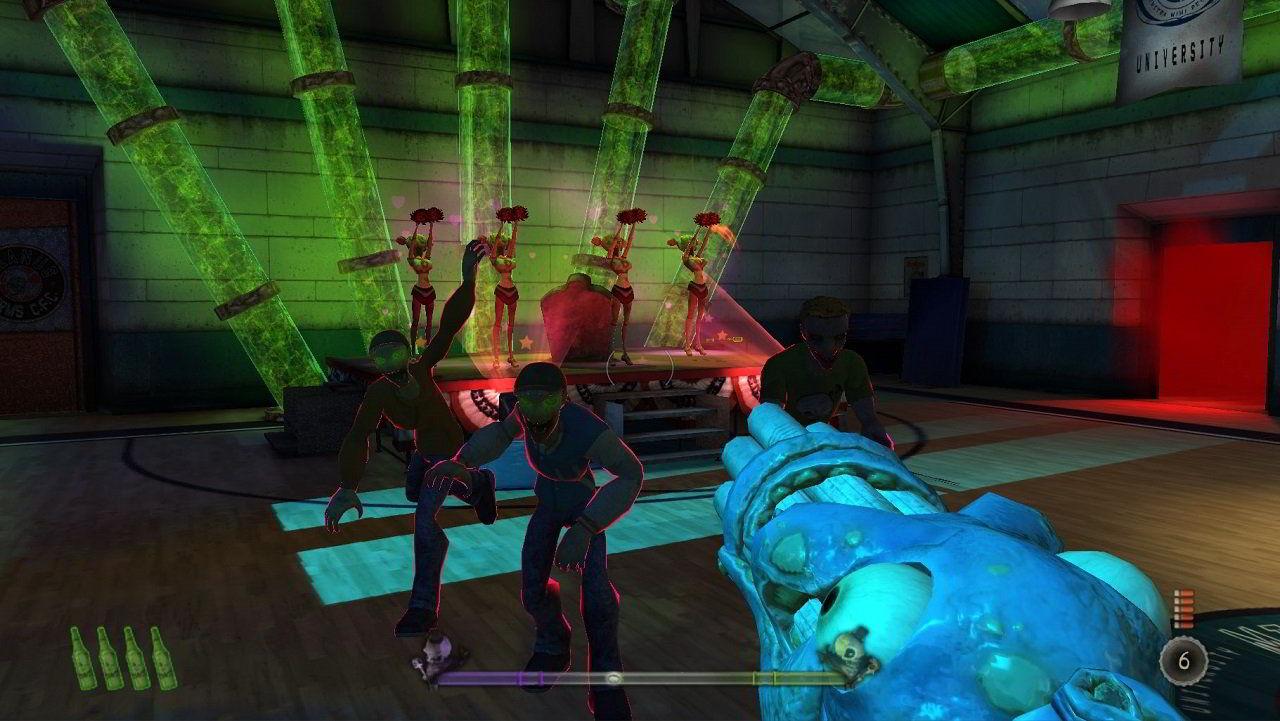 Скриншот к игре Zombeer, Zombies