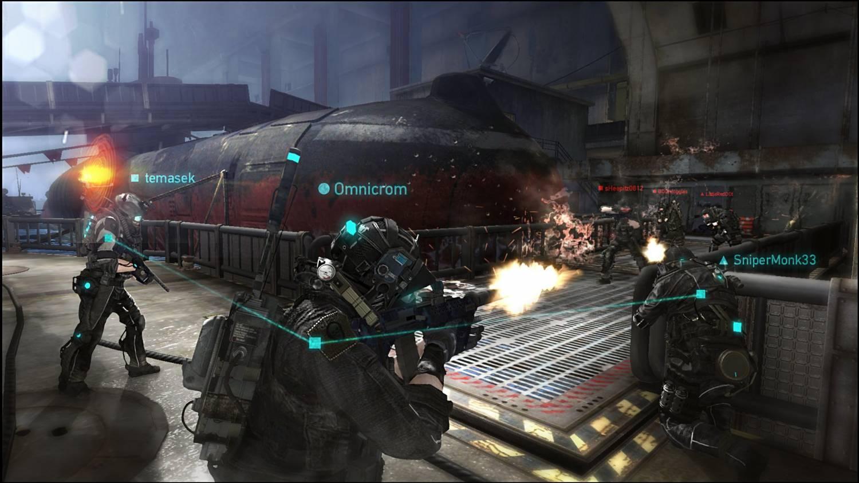 Скриншот к игре Tom Clancy's Ghost Recon Phantoms
