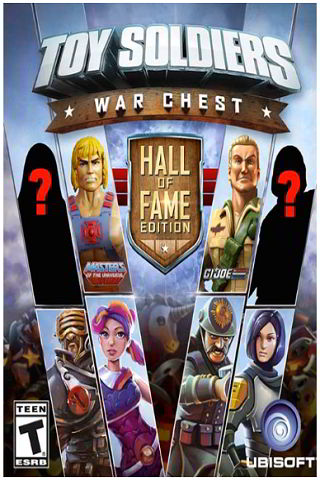 Toy Soldiers: War Chest торрент