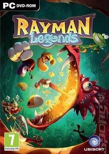 Rayman Legends торрент