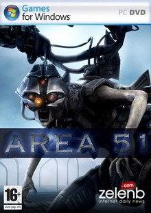 BlackSite Area 51 торрент