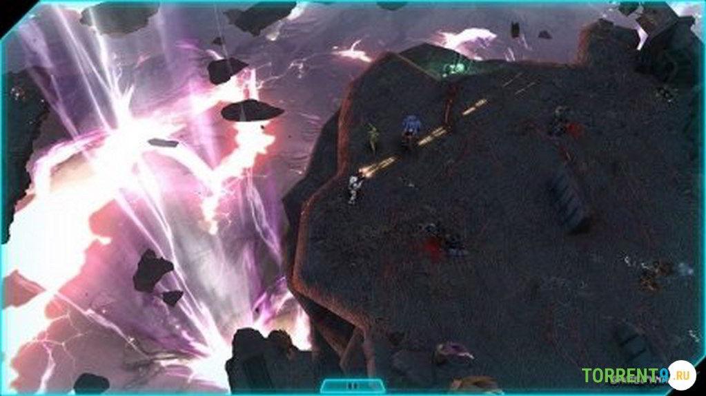 Скриншот к игре Halo Spartan Assault