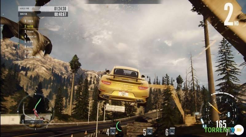 Скриншот к игре Need for Speed Edge