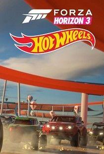 Forza Horizon 3 Hot Wheels торрент