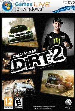 Colin McRae DiRT 2 торрент