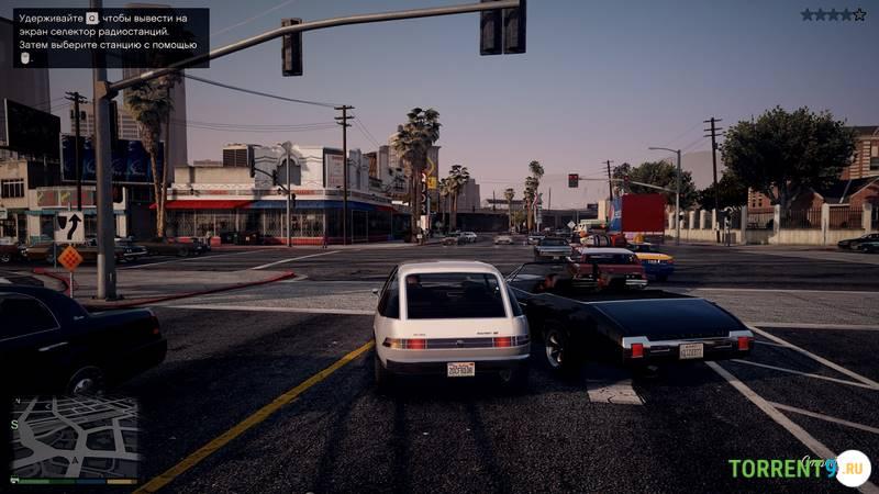 Скриншот к игре GTA 5 Redux
