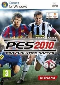 Pro Evolution Soccer 2010 торрент