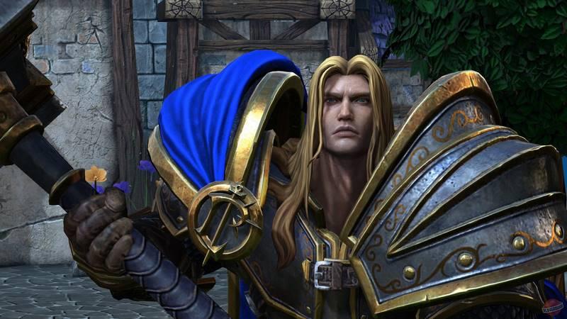 Скриншот к игре Warcraft 3 Reforged