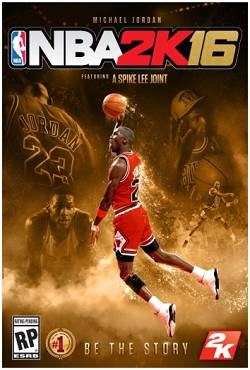 NBA 2K16 торрент