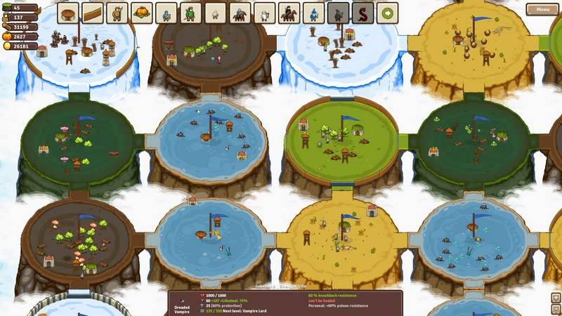 Скриншот к игре Circle Empires
