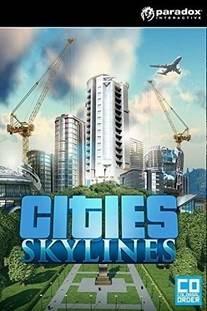 Cities Skylines торрент