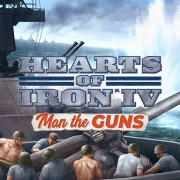 Hearts of Iron 4 Man the Guns торрент