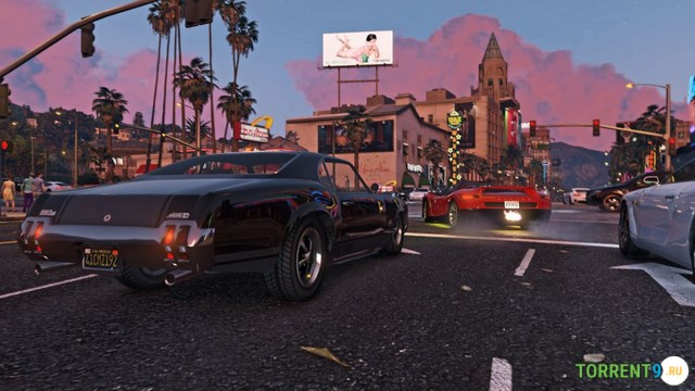 Скриншот к игре ГТА 5 (GTA 5)