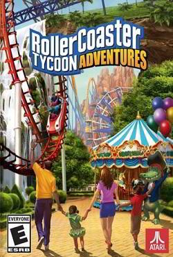 RollerCoaster Tycoon Adventures торрент